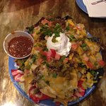 Knock Yourself out nachos