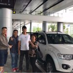 """""""JM Da Nang Car Rental -Our Driver, Car and Ms Amphai's Team from Thailand"""