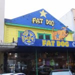 Fat dog cafe