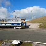 Fantastic trip up the Great Orme, mines were closed that day, will have to go again.