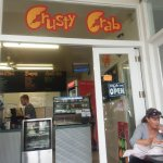 Foto de Crusty Crab  Takeaway
