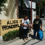 Foto de Alice in Wonderland Beach Resort