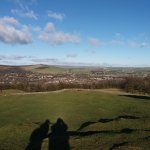 View of Buxton