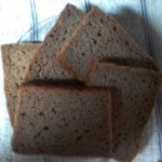 Rye Bread that all love at the sloth den.