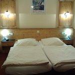 Photo de Hotel Belle Vue