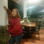Pemandangan yg menarik dan makanan yg enak banget.... Pasti kembali ke Teras Bromo lagi....