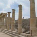 Acrópolis de Lindos