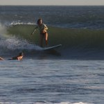Surf Lessons at El transito