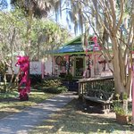 Maye River Gallery decorated for Christmas.  Visit Us!
