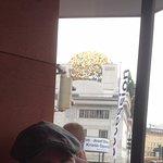 Aussicht auf das Secessionsgebäude
