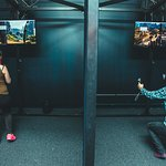 Pikseli Virtual Reality Park Flamingo