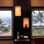 Asokam Suite Room - Panoromic view of Arabian Sea from room