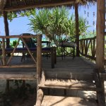 Bungalow and property at La Papaye Verde.