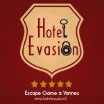 L'Escape Game à Vannes, Hôtel Evasion, vous accueille tous les jours pour découvrir les énigmes