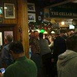 Irish Craic in full swing at the Bar