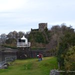 Along the promenade from the hotel. Dunollie Castle & Museum, Oban