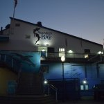 Aquarium building