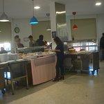 Foto de Inturjoven Malaga Youth Hostel