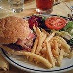 hamburger Barcellona
