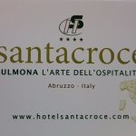 Foto de Hotel Santacroce Meeting