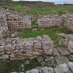 Greek/ Roman house entrance