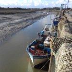 Hourdel port de pêche