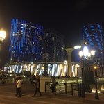 Venetian Macao at night walk about