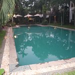 Interior Courtyard Rooms and Pool