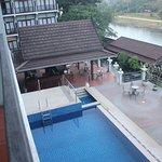 Pool at the Silver Naga Hotel