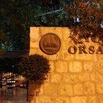 Orsan at the yacht club marina