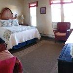 Huckleberry Room (ground floor)