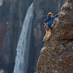 Climbing the Granite of Telluride