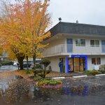 Main reception Motel 6