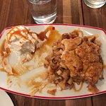 Apple Pie & Vanilla Bean Ice Cream