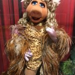 Miss Piggy! The Muppet Show had a huge influence on my childhood.