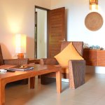 living room (Tangkong villa)