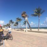 Photo de Beach Rooms Inn - Hollywood Beach