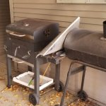 why dirty old bbq grills????