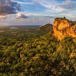 The incredible Sigiriya rock