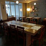 1樓餐飲區
