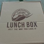 One of our lunch boxes