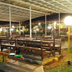 Area makan outdoor