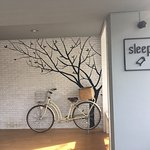 Eat Sleep Cafe & Bed Picture
