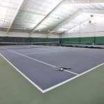 Play Indoor Tennis at the Resort Sports Center