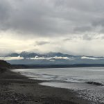 View from Dungeness Spit