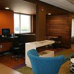 Photo de Fairfield Inn & Suites Salt Lake City South