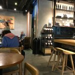 Starbucks Reserve Nha Tho Photo