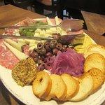 Antipasto Platter, Garre Vineyard, Livermore, CA
