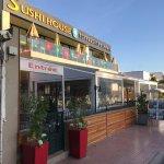 Gemeinsam mit dem Sushihous: Coffeehouse Company.