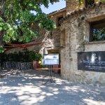 Entrée du Moulin, côté Château